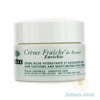 Crème Fraîche® De Beauté : Enrichie