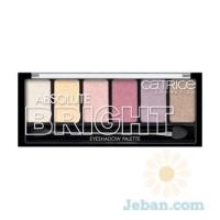 Absolute : Bright Eyeshadow Palette