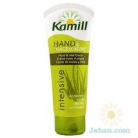 Hand & Nail Cream : Intensive