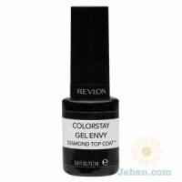 Revlon Colorstay Gel Envy Diamond Top Coat clear polish