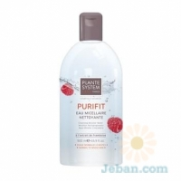 Purifit : Micellar Water With Raspberry Extract