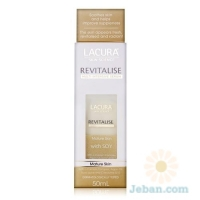 Revitalise : Multi Intensive Serum With Soy For Mature Skin