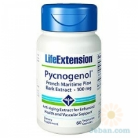 Review Life Extension Pycnogenol French Maritime Pine Bark Extract