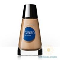 Clean Liquid Makeup, Oil Control