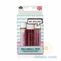 Beauty Junky : Rollerball Trio