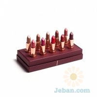 K.I.S.S.I.N.G Luxury Lipstick Wardrobe (Limited Edition)