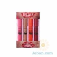Lip Crayon Collection
