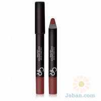 Matte Lipstick Crayon