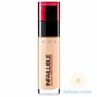 Infaillible 24HR Stay Fresh Foundation