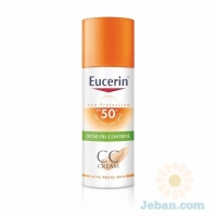 Sun CC Cream Acne Oil Control SPF50+ PA+++