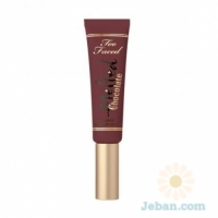 Melted Chocolate : Liquified Lipstick