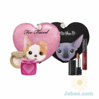 Better Together : Cheek & Lip Makeup Bag Set