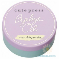 Bye Bye Oil : Rosy Skin Powder