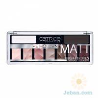 The Modern Matt Collection Eyeshadow Palette