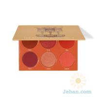 The Saharan Blush Palette Volume II