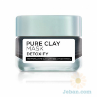 Pure Clay Mask Detoxify