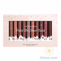 Holiday 2017 : Paint The Town Nude - Lip Pencil Set