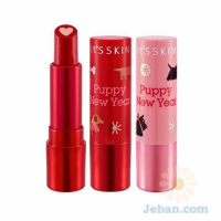 Life Color Glow Me Lips Puppy New Year