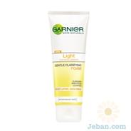 Light pure lemon essence gentle clarifying foam