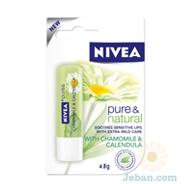 Lip Care Pure & Natural