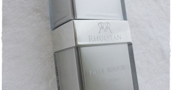 >>> REVIEW : เมคอัพเบสสุดเลิฟ :) RHULSEAN Faille Touch UV Protect SPF50