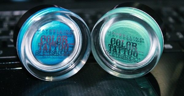 How To Ombre Teal Eyeliner