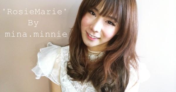 Rosie Marie♥ แต่งหน้าสไตล์หรูหราเหมือนช่อดอกกุหลาบ
