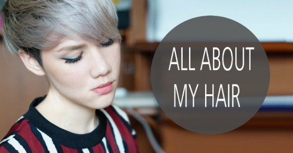 PearlNWStyle : All About My Hair คุยเรื่องผมๆกัน