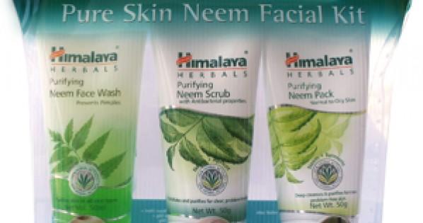 Himalaya Neem face wash เซทรักษาสิว