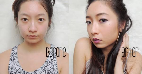[HOW-TO] Korean/Mysterious makeup แต่งหน้าเก๋ๆไปหาพี่อดัม Maroon 5 กันเถอะ