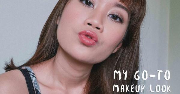 [ How to ] My go-to makeup look for dry skin | ☁ ❄ เมื่อฉันกลายเป็นคนหน้าแห้งเฉย!? ❄ ☁