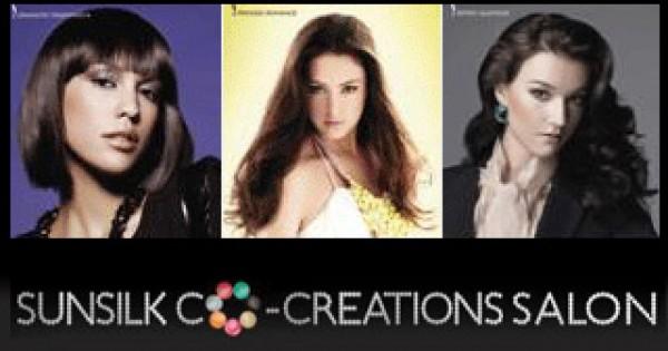 sunsilk co-creation salon