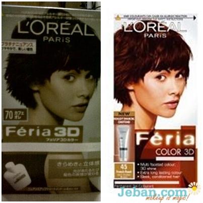 Loreal Feria 3d