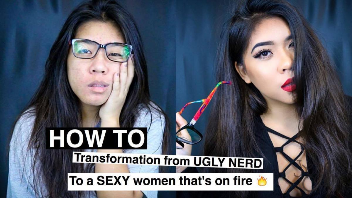 [ How to ] เปลี่ยนเด็กแว่นขี้เหร่ให้เป็นสาวเซ็กซี่ ว้าววว