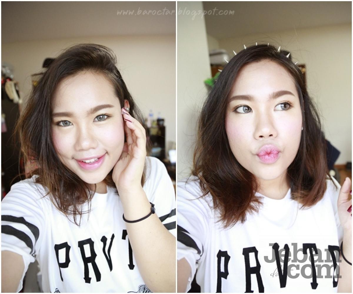 ไปดูกระทู้ >>> HOWTO : Lazy makeup in the morning
