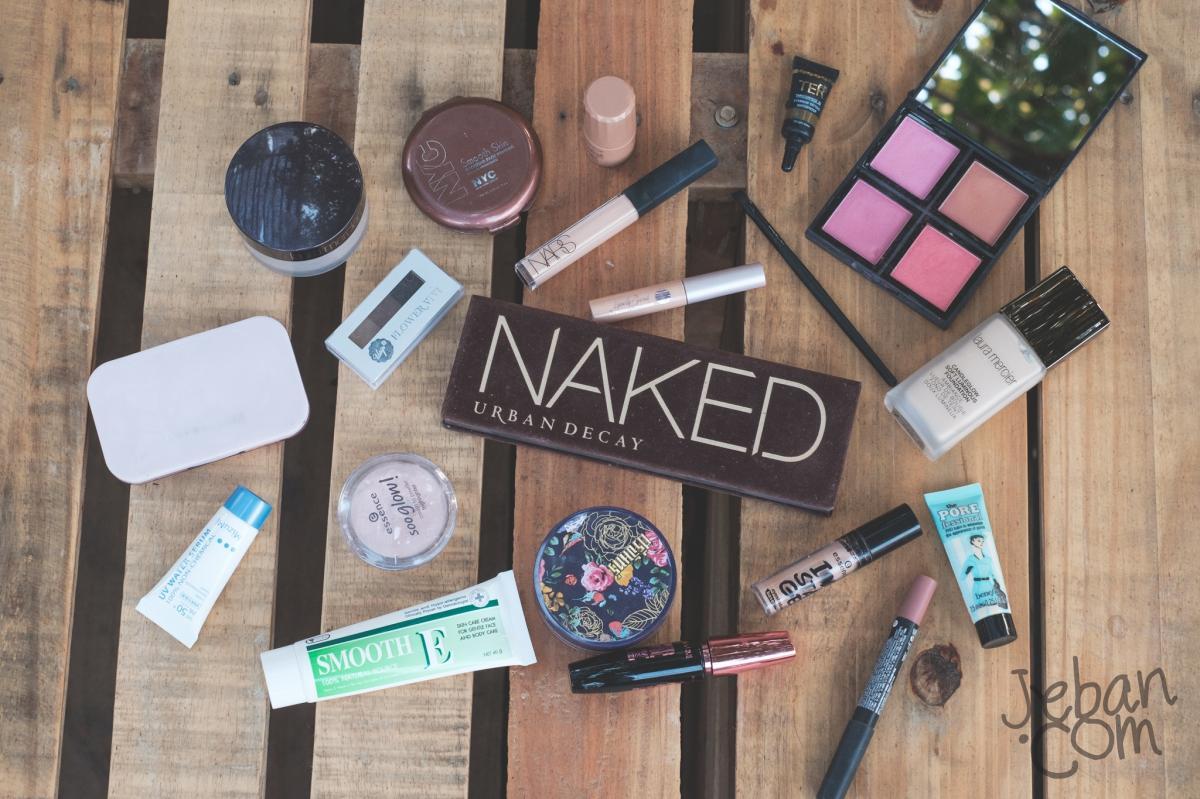 [Review] Favourite skincare & makeup 2016 # ที่สุดแห่งปี 2559