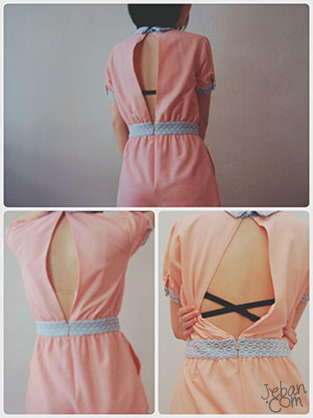 - R e v i e w - เสื้อชั้นในสำหรับใส่กับชุดเปิดหลัง แบบไม่ต้องซ่อนสายก็สวย แซ่บได้ ไม่ต้องกลัวหลุด=( )-( )=