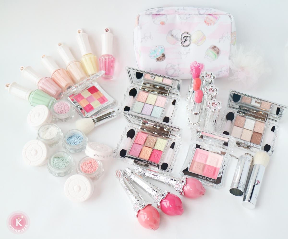 เห่อ + รีวิวจัดเต็ม JILL STUART Sweet Couture ~Spring Collection~  all items!