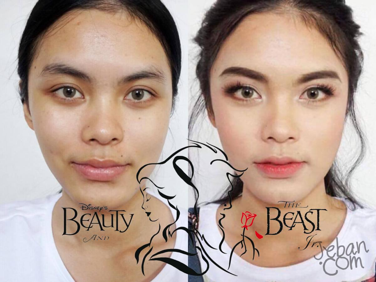 Emma Watson's Belle Makeup | Beauty & The Beast Tutorial