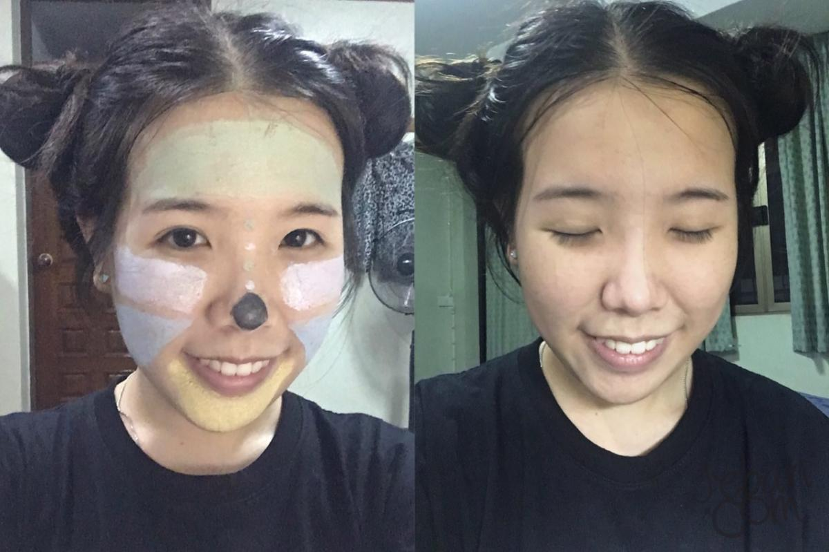 Review Innisfree Jeju Volcanic Color Clay Mask Refining 70ml