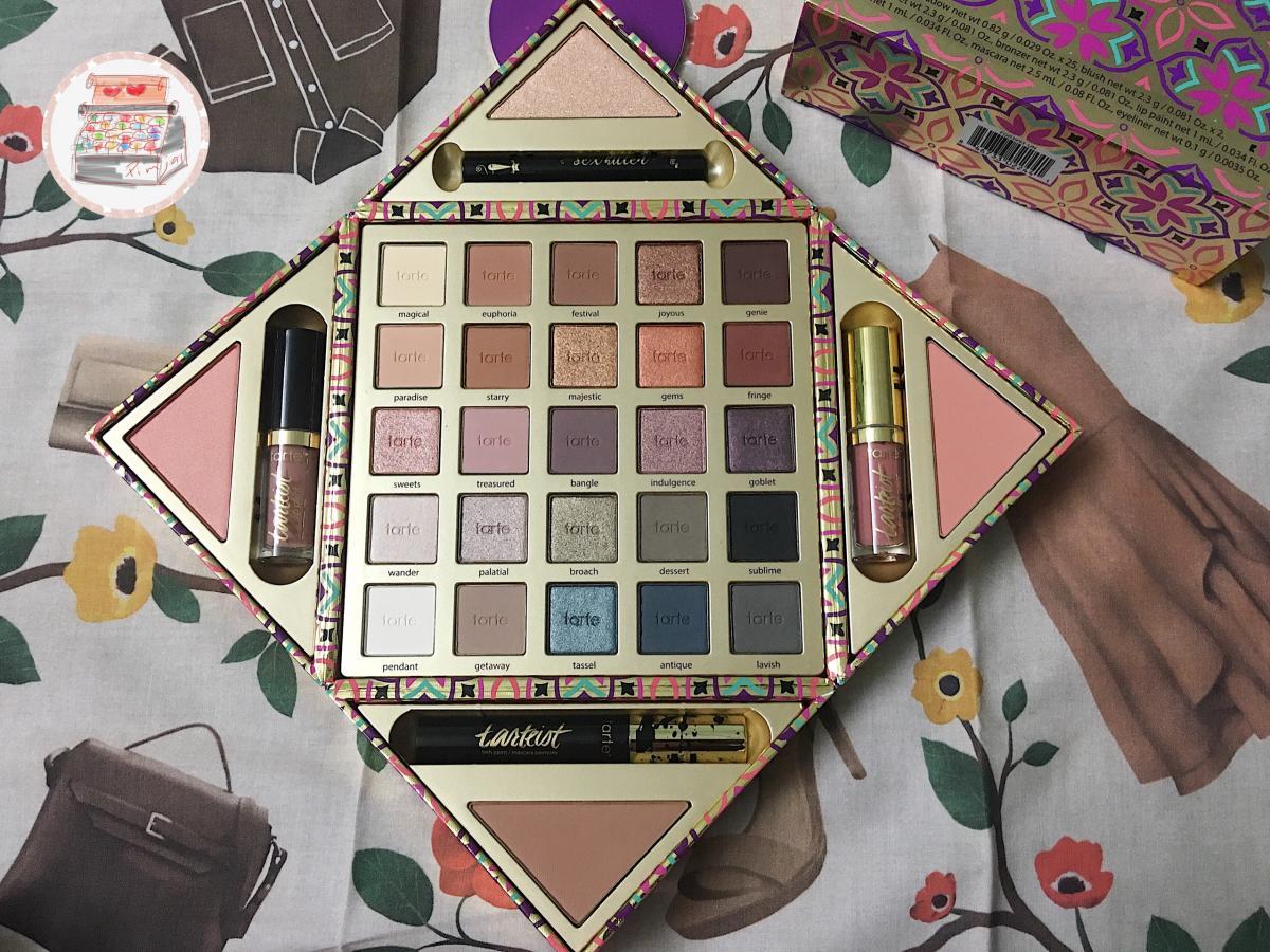 เห่อ!! Tarte Limited Edition Magic Star Colloector's set