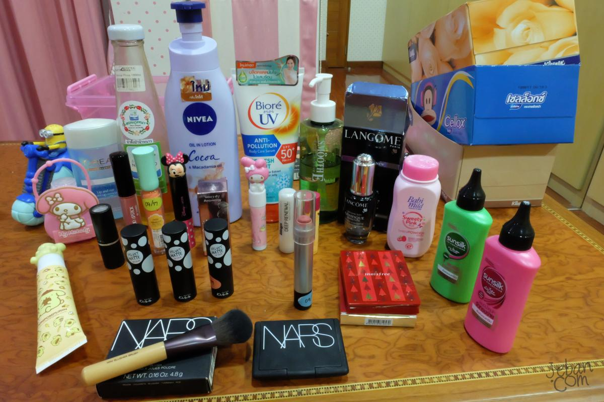 [Review] ALL Favorite products of the year 2017